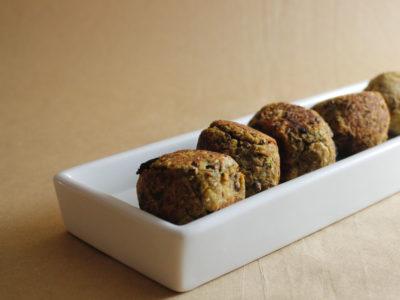 Albóndigas Vegetarianas de Lentejas