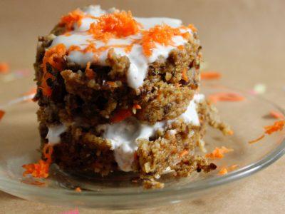 Carrot Cake Mugcake