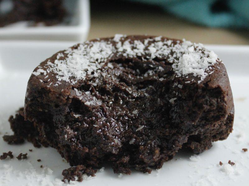 AIRFRYER LAVA CAKE